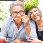 Couple Preparing Food - Silly - Functional Medicine