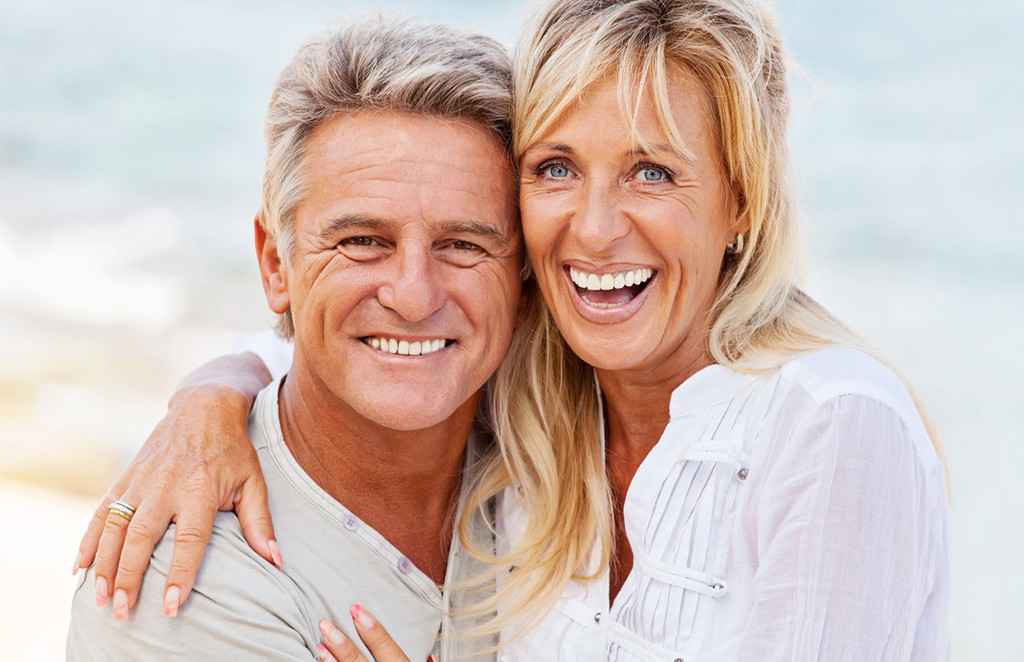 Functional Medicine - Create Health - Mature couple smiling