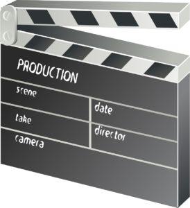 clapper-board-movie-night