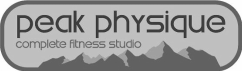 Peak Physique – Complete Fitness Studio Logo