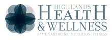 Highlands Health and Wellness Logo